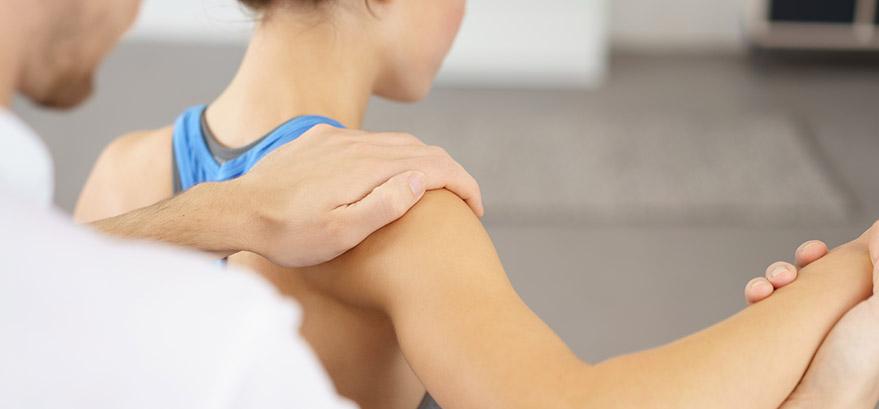 Kalkschulter Therapie